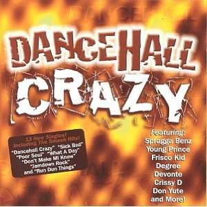 Dancehall Crazy Various Artists Music