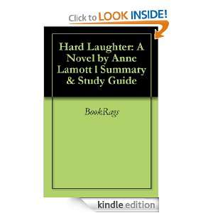 Hard Laughter A Novel by Anne Lamott l Summary & Study Guide