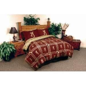 John Marshall Browning® Home and Lodge® Complete Bedding Set, TWIN
