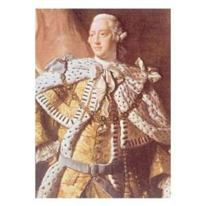 George Iii, King of Great Britain and Ireland 1760 1801 Premium Poster