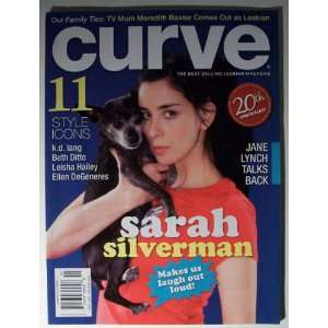 Curve Magazine: Sarah Silverman: VARIOUS AUTHORS:  Books