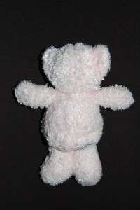 Baby Ganz Its A Girl Plush Stuffed Pink Teddy Bear