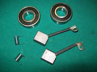 Delco Starter / Generator Repair Kit Brushes Bearings Springs Cub
