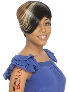 FreeTress Equal Full wig Synthetic   Raven 821090619329
