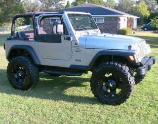 20 Inch Jeep Wrangler XD Rockstar Rims Wheels 5x5 Lug