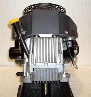 Kawasaki Vertical 17 HP V Twin OHV Engine ES 13amp 1 x 3 5/32