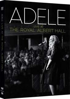 ADELE   Live At The Royal Albert Hall CD+DVD 2011 NEW