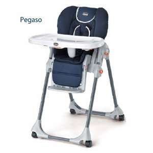 Chicco Polly High Chair, Pegaso: Baby