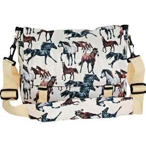 Wildkin Horse Dreams Messenger Bag  Sports & Outdoors