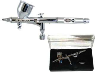New MASTER G45 DUAL ACTION AIRBRUSH KIT Air Compressor