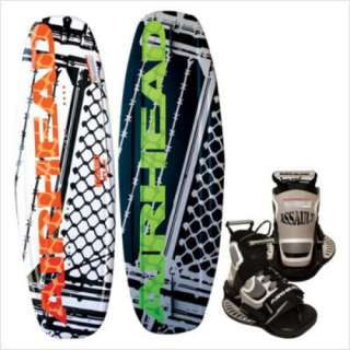 Airhead Breakout Wakeboard with Assault Binding Outdoor