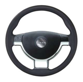 This Auction For NEW Vauxhall Opel Corsa C Chrome Steering Wheel