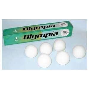 Olympia Deluxe Table Tennis Balls (24 Half Dozen Sleeves
