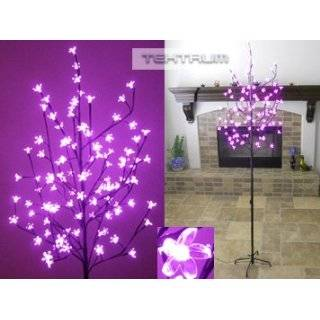 LED Lighted Cherry Blossom Flower Tree for Christmas/Holiday/Party