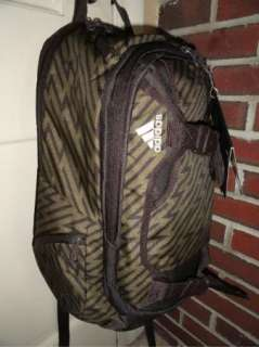 ADIDAS MELVIN SKATE PACK BACKPACK BAG BOOKBAG LAPTOP HOLDER NWT