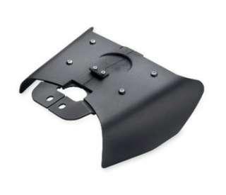Harley Mid Frame Air Deflector Black Softail 29200008
