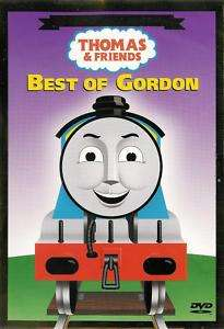 Thomas & Friends   Best of Gordon   DVD 013131257694