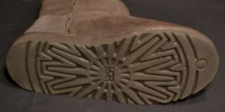 AUTH Bailey Button Ugg UGGS Boots WOMENS 5 chocolate new