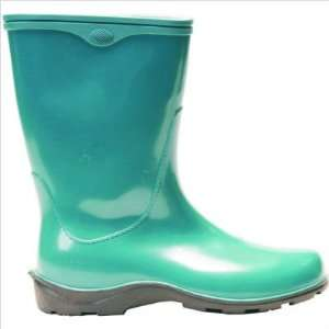 Sloggers 5000BL Womens Tall Garden Boots in Blue Baby
