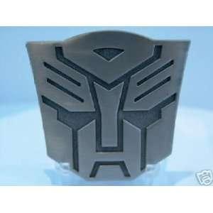 Transformers Autobot Optimus Prime Belt Buckle Retro